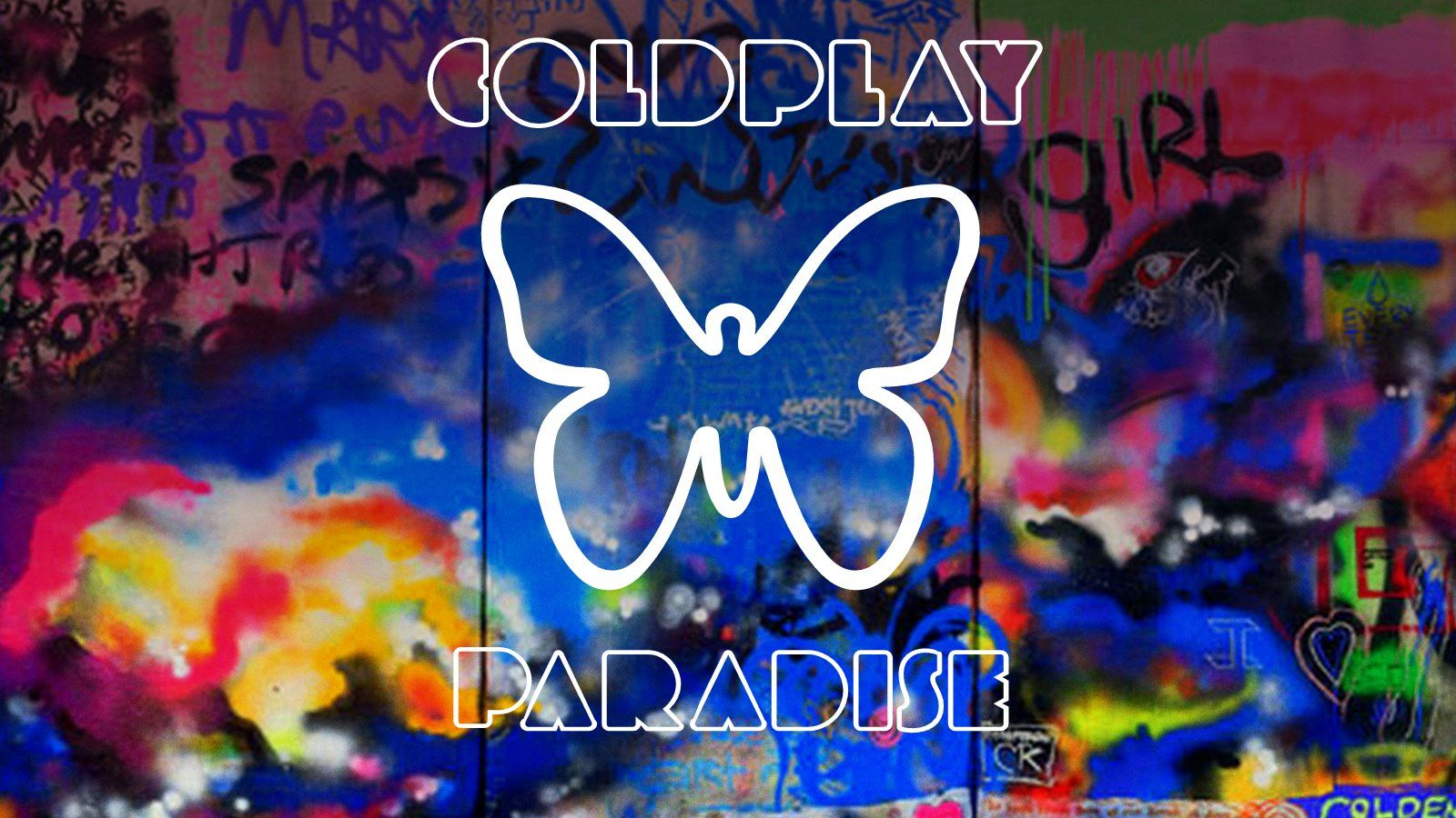 Coldplay Paradise Wallpaper Ideas For The House Paradise