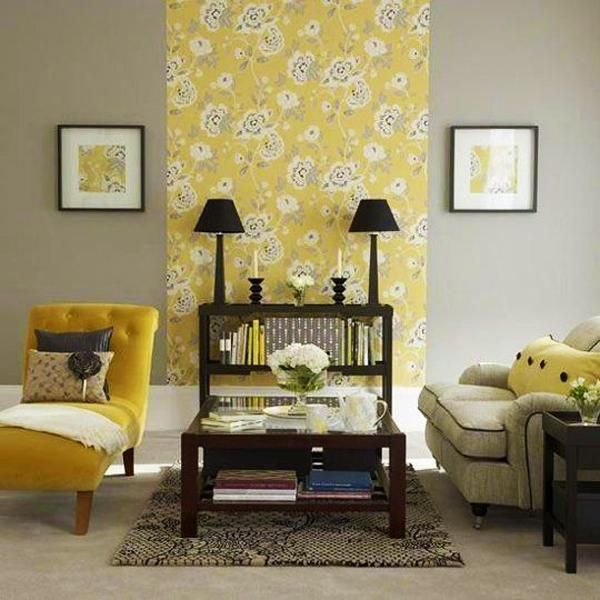 12 Modern Interior Colors, Decorating Color Trends | Creative walls ...
