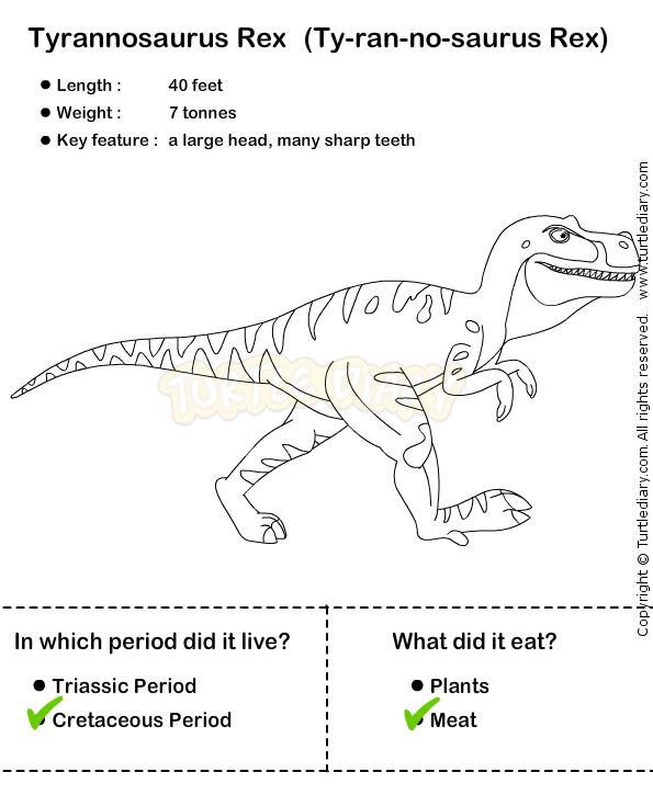 dinosaur worksheet10 science worksheets grade 1