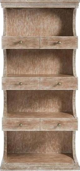 Juniper Dell Bookcase English Clay furniture furnishings