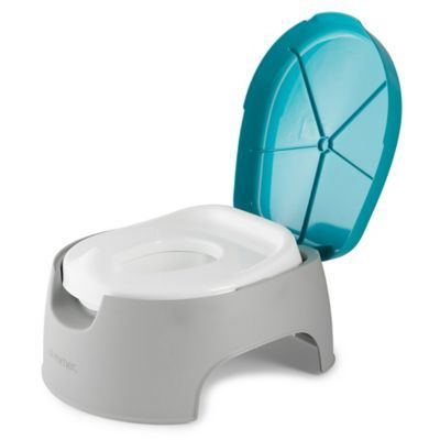 Summer Infant 3 In 1 Train With Me Potty In White Grey Potty