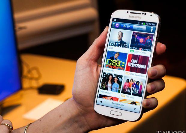 Samsung Galaxy S4 - CNET Reviews via @CNET