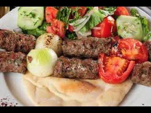 أفضل طريقة لعمل الكباب عالفحم طريقة عمل الكباب كيفية عمل الكباب Egyptian Food Kebab Middle East Recipes