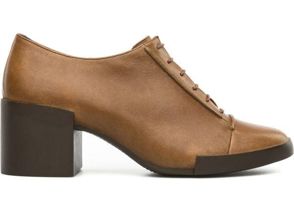 """Die Schuhe dieser Linie werden oft als """"die Förmlichen von Camper"""" bezeichnet, was bei Campers angeborener Lässigkeit allerdings nicht viel Sinn ergibt."""