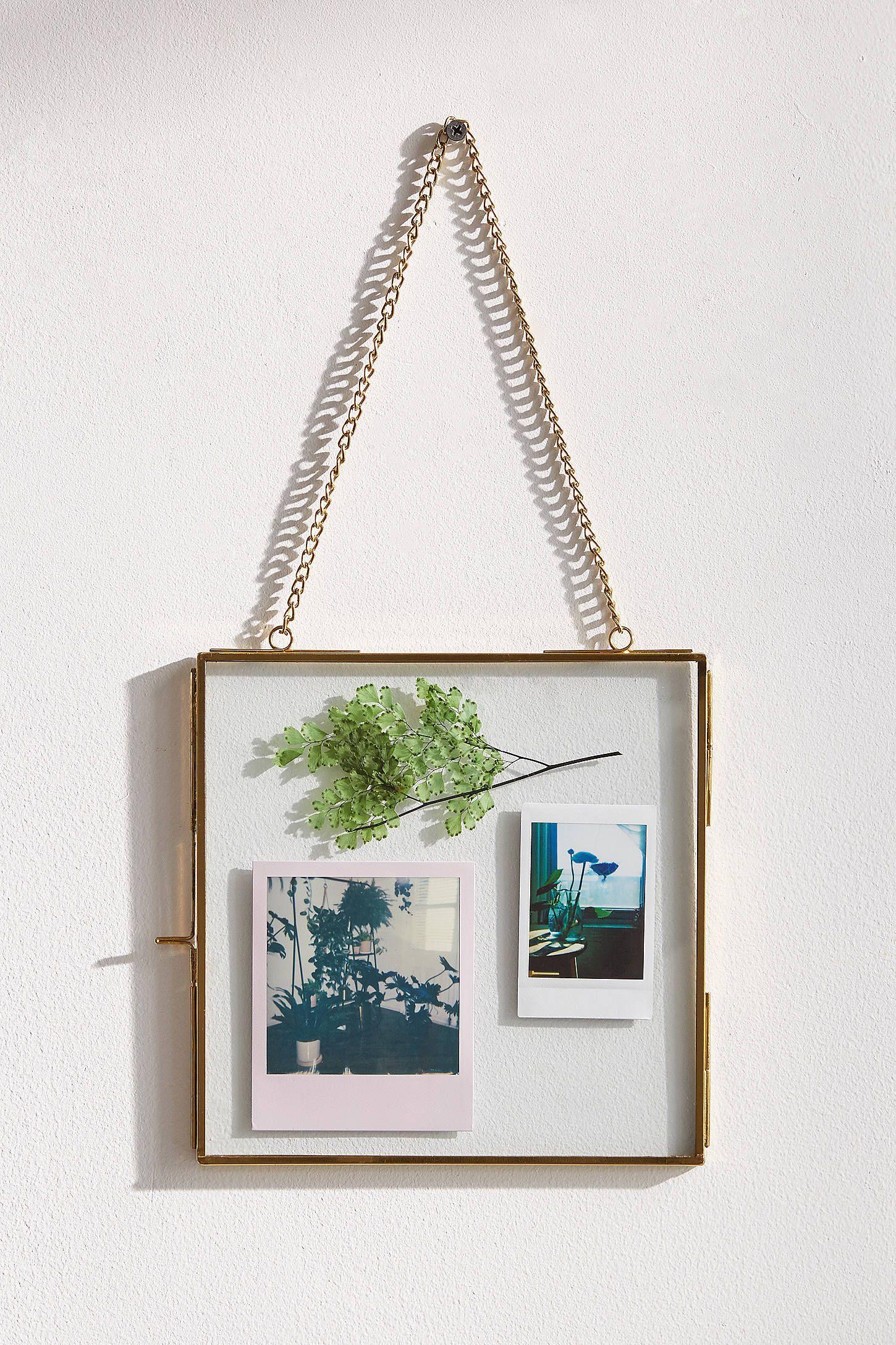 Hanging Glass Display Frame - 8x8 | Pinterest | Display, Mtv cribs ...
