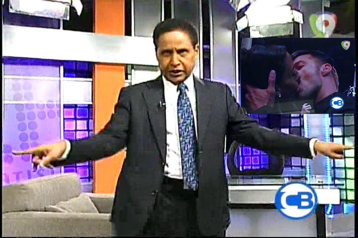 Carlos Batista Habla Del Beso De Ricky Martín Con Una Mujer