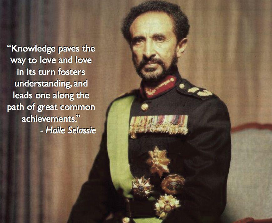 Haile Selassie Quotes 5