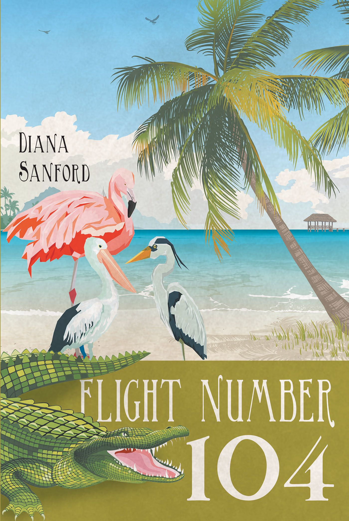 "Books | Page Publishing Author Diana Sanford's new book ""Flight Number 104"" is a candid and nostalgic reflection on travel and adventure, both in youth and in the face of advancing age."