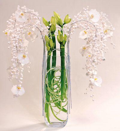 art floral pour no l centre de table compositions. Black Bedroom Furniture Sets. Home Design Ideas