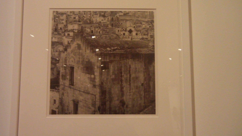 Matera (Italia) 1980 Gelatina de plata