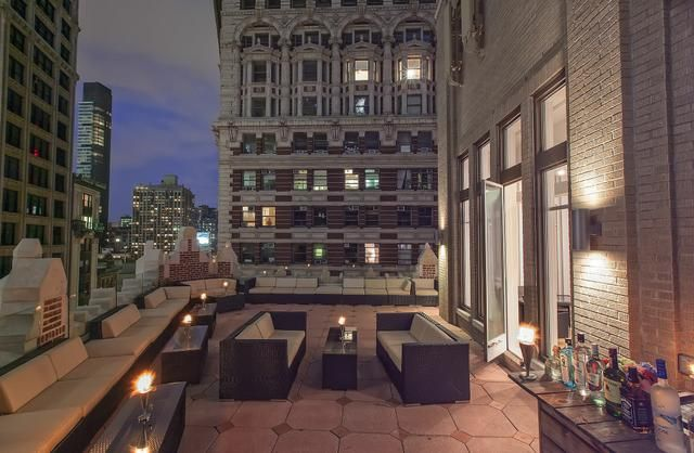 Located In The Flatiron District Toshi S Penthouse And Living
