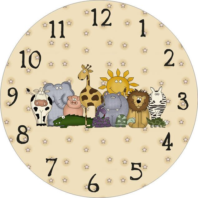 This is a photo of Printable Clock Faces for Crafts in student
