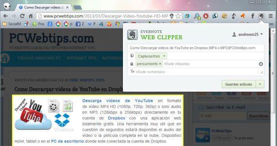 9 Herramientas Para Guardar Y Leer Después Paginas Web Videos De Youtube Descargar Video Leer