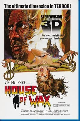 House Of Wax Movie Poster 24inx36in