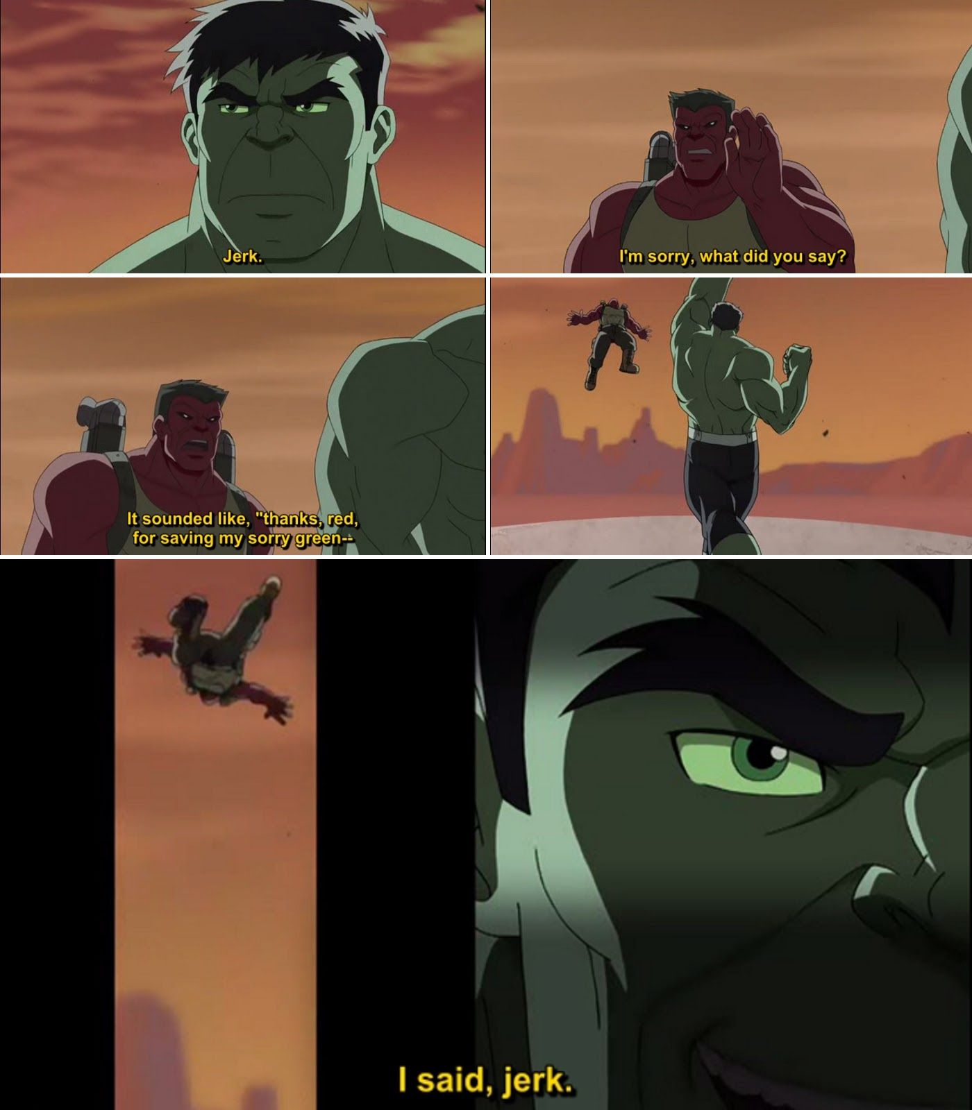 Hulk Quotes Adorable Quotes From Hulk And The Agents Of S.m.a.s.h  Marvel Tv Series