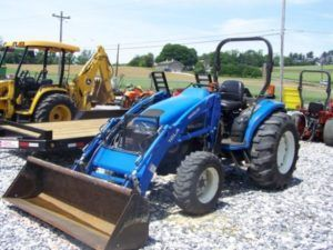 maintenance new holland tc45 4 cylinder compact tractor parts rh pinterest com New Holland TC45DA TractorHouse new holland tc55da service manual