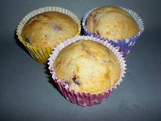 Buttermilch-Beeren-Muffins