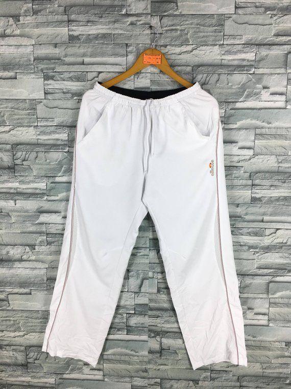 niesamowity wybór oficjalna strona przejść do trybu online ELLESSE Track Pants Vintage Ladies Ellesse Pants Fila ...