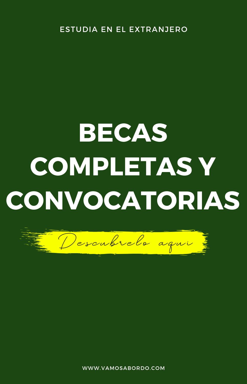 Becas Para Latinoamericanos 2021 Guía Oficial Vamos A Bordo Cartas De Motivacion Becas Universitarias Becas En El Extranjero