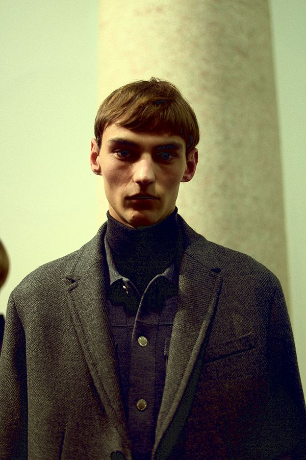 Neil Barrett Men's Fall Winter 2015 Saturday, 17th January 2015 19H Via Senato, 10 Milan  ▷shop current collections on ANTONIOLI.EU #antonioliatmfw #mfw