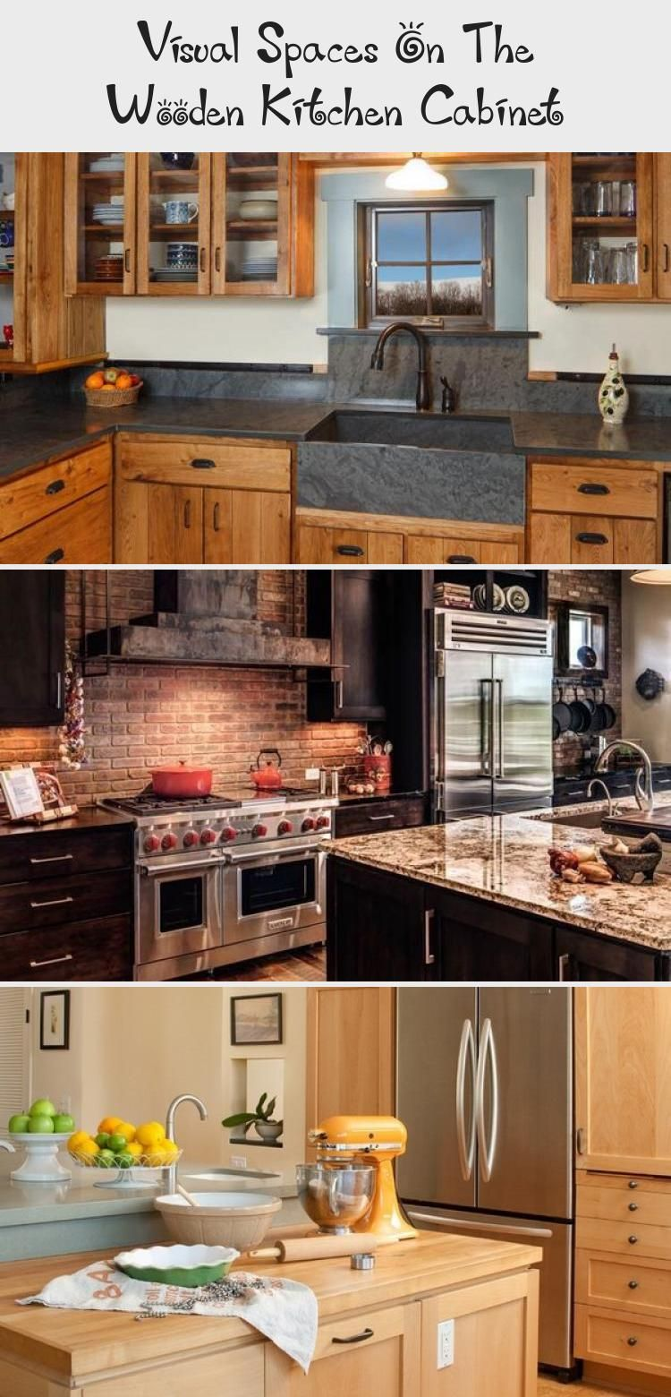 visual spaces on the wooden kitchen cabinet wooden kitchen cabinets kitchen cabinets decor on organizing kitchen cabinets zones id=61207