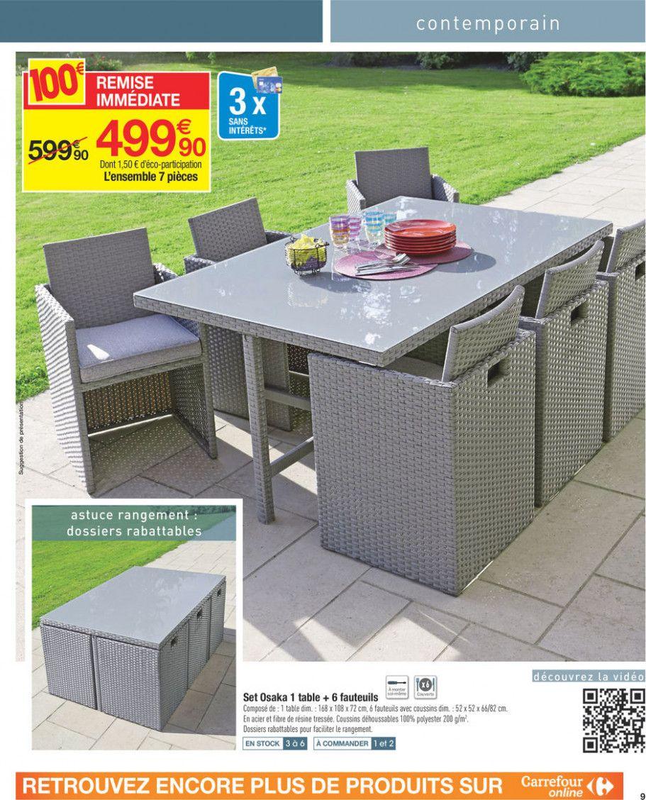 Table De Jardin Zellige Carrefour Table Mosaique Jardin Concretenoun Table De Jardin Zell In 2020 Outdoor Furniture Sets Outdoor Furniture Furniture Sets