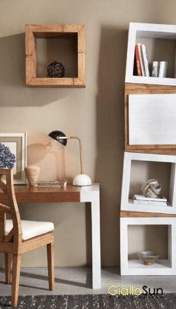 Cubo rubik cuneo nel 2019 mobili soggiorno arredamento for Cubi in legno arredamento