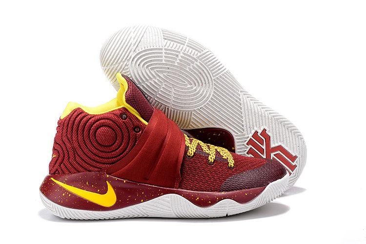NIKE Kyrie Irving 2 Effect Tie Dye Basketball Shoes AAAA-049
