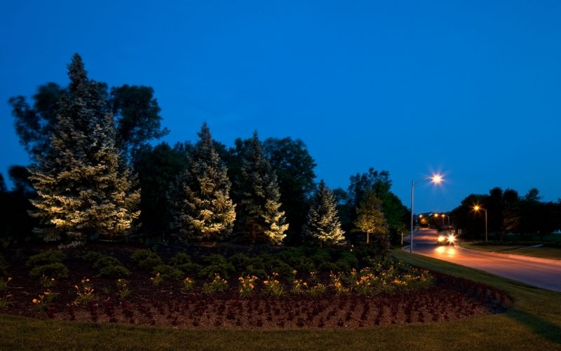 Commercial Outdoor Lighting Gallery