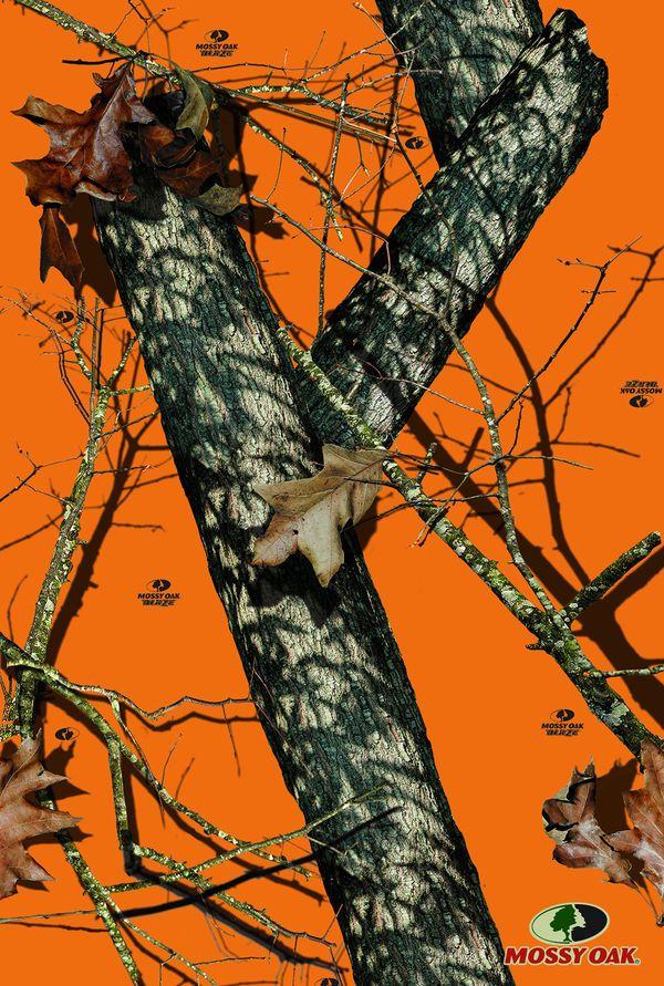 Mossy orange