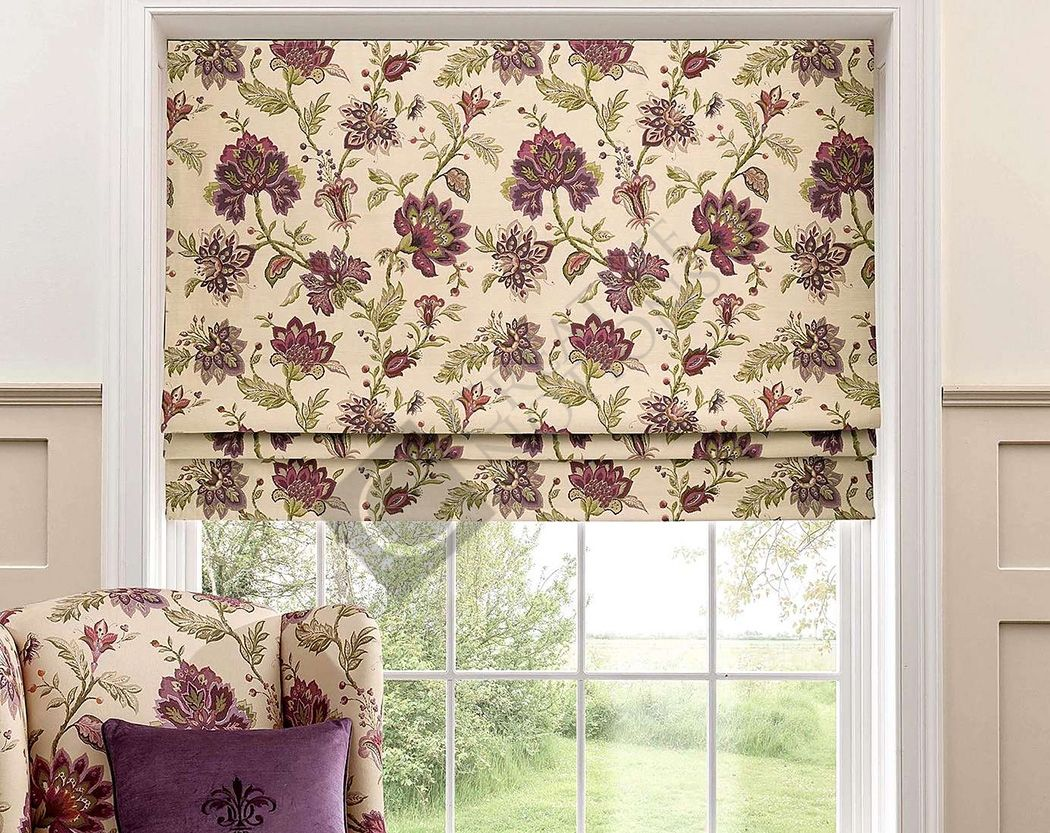 Roman Blinds How To Make Your Own