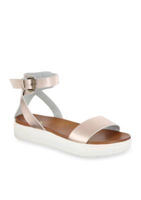 MIA Women's Ellen Flat Sandal