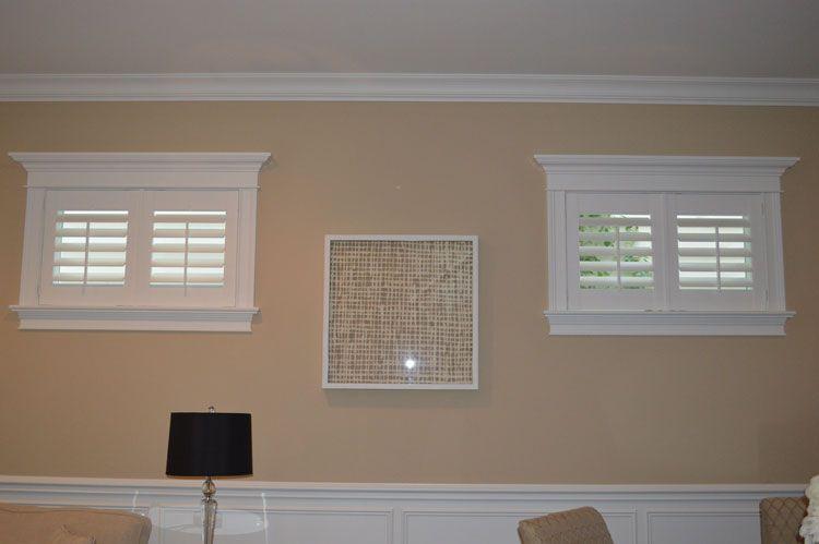 small windows | Shutters | Spruce Interiors | craftsman ...