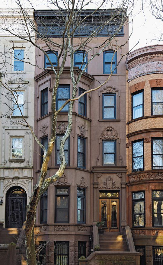 Could this be Jack\'s uncle\'s brownstone on the upper Eastside ...