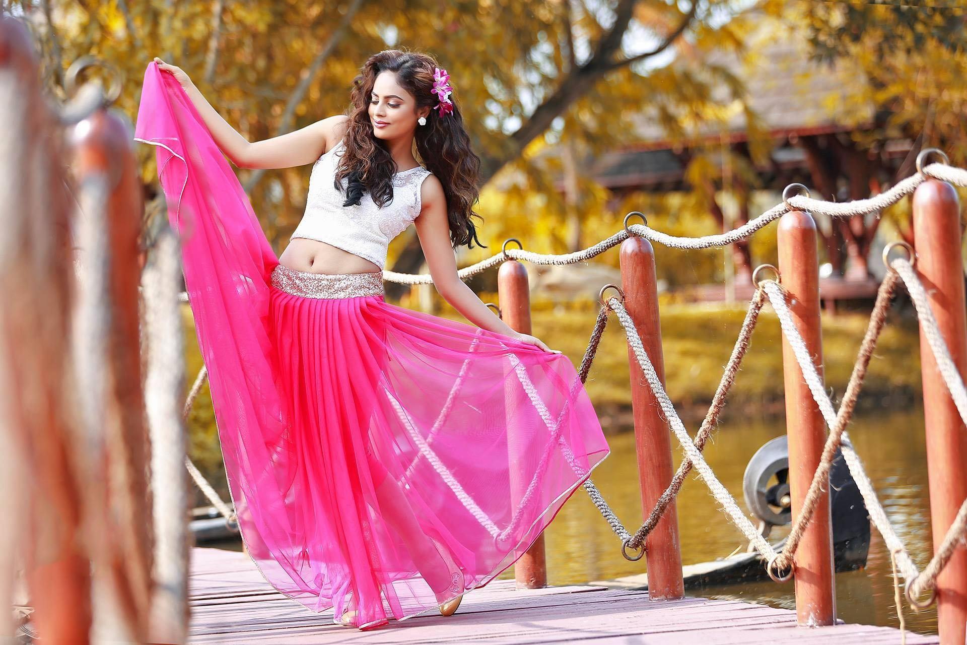 Indian Fashion -shared by Suppa Sri