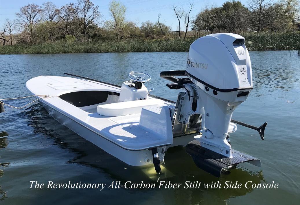 NewWater Boatworks, flyfishing skiffs, shallow water boats