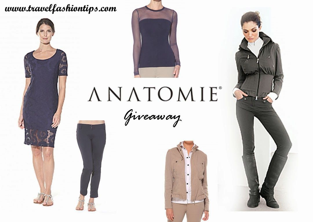 Anatomie International Giveaway!! - Travel and Fashion Tips by Anna ...