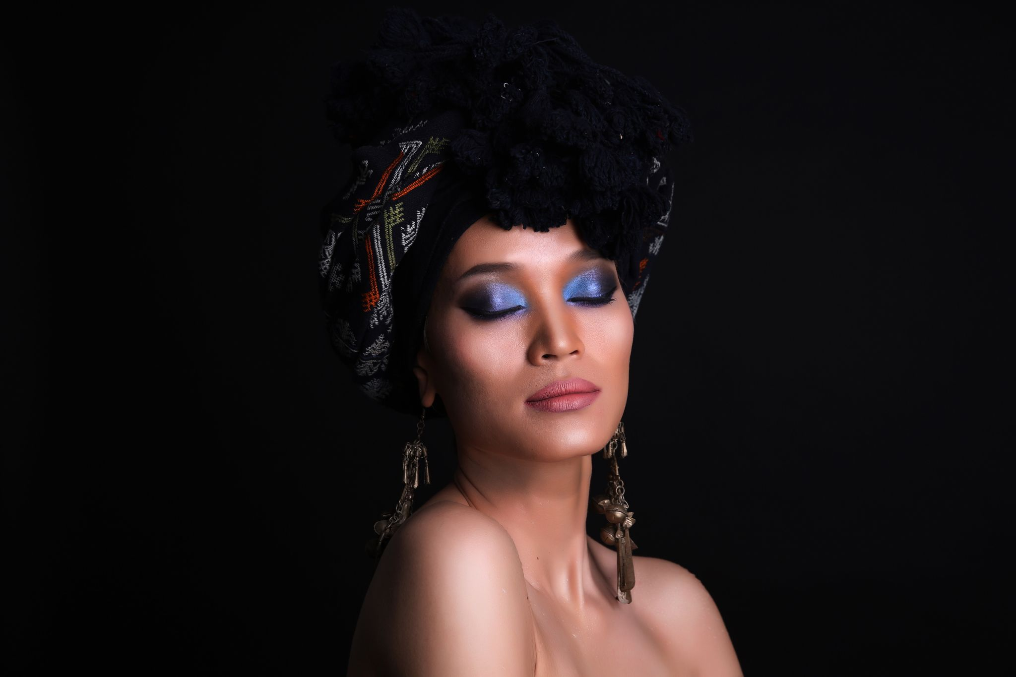 Makeup u Hair  Bi Tô  Photo  Uy Phuong  Model  Thi An  Make Up