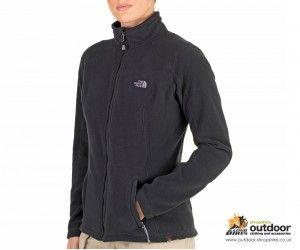 North face women's genesis fleece jacket