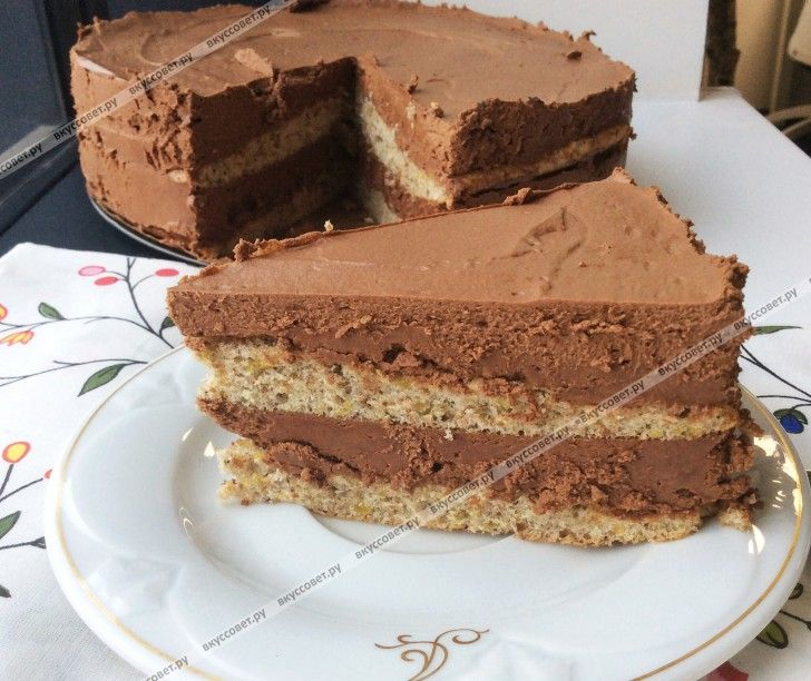 Рецепт простого шоколадного торта пошаговый рецепт