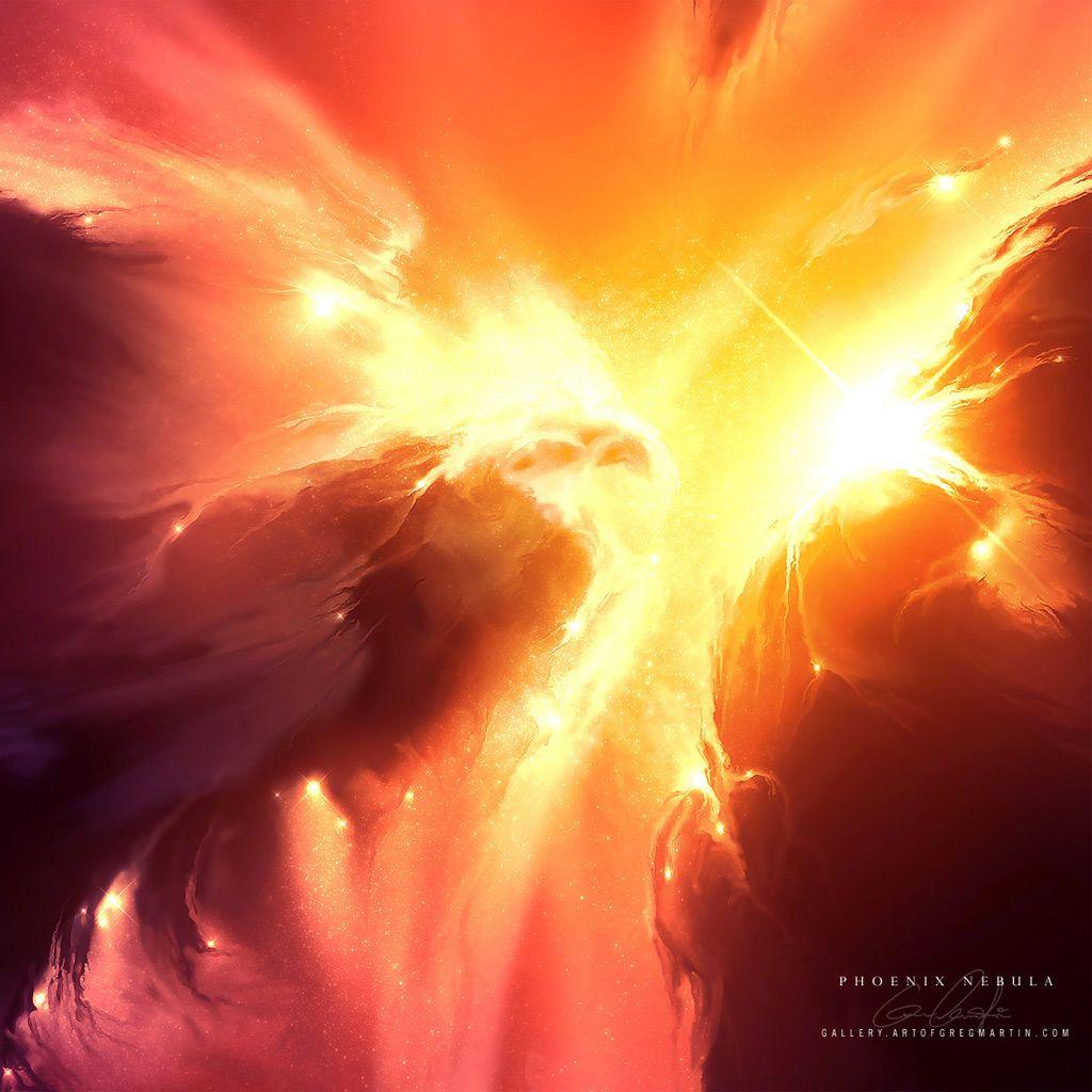 phoenix nebula hubble - photo #16