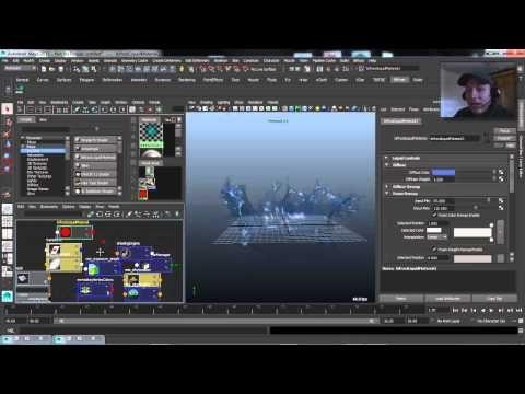 Maya Bifrost Shader TutorialComputer Graphics & Digital Art