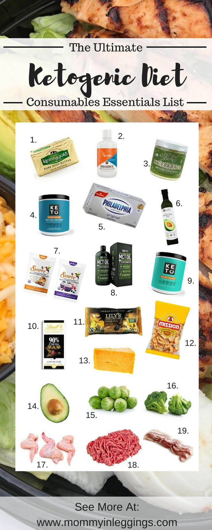 36 Keto Essentials You Must Have – Mommy in Leggings