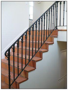 wrought iron railing 006