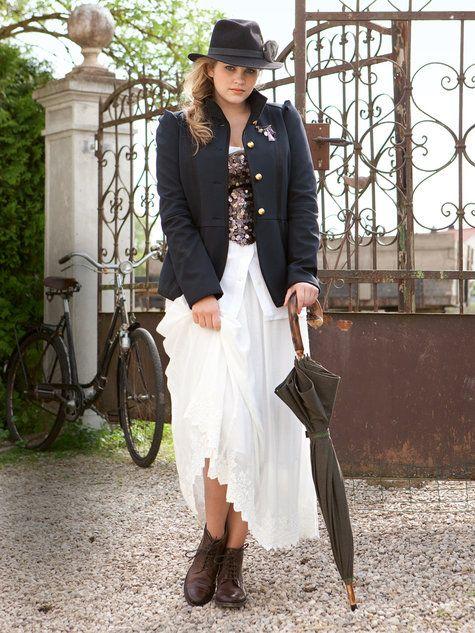 Elasticated Maxi Skirt (Plus Size) 09/2012 #142 | Schere, Stoffe und ...