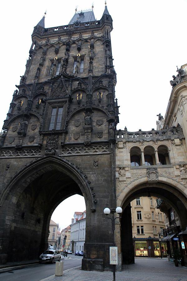 Ruutitorni Praha I love Praha