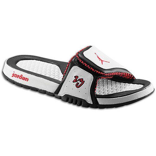 competitive price 55df7 db55f jordan slide b day Men Slides, Foot Locker, Michael Jordan, Huaraches,  Jordan
