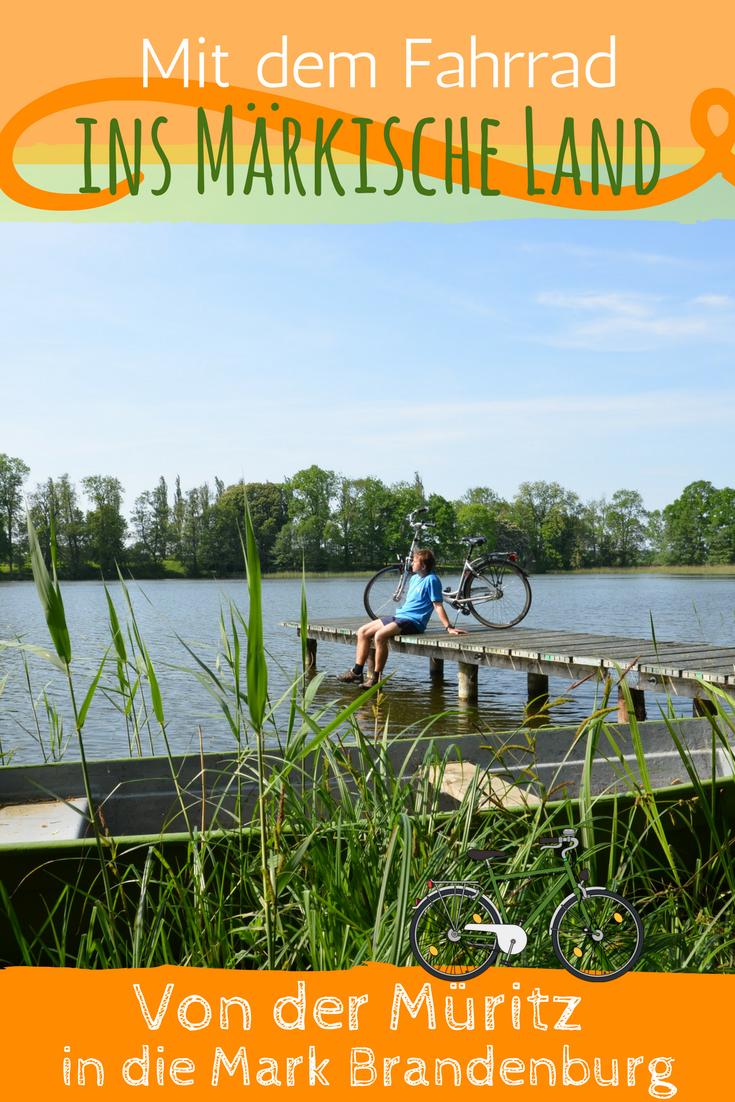 Wunderschone Radtouren Von Der Muritz In Die Uckermark Und Das
