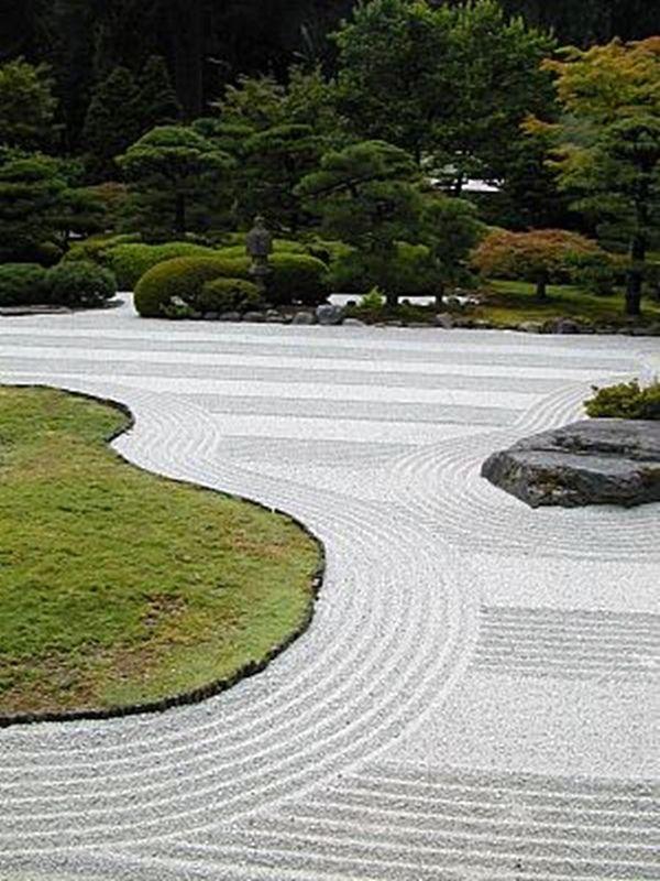 Jardim Japonês em Portland Zen, Jardines zen y Japon - jardines zen
