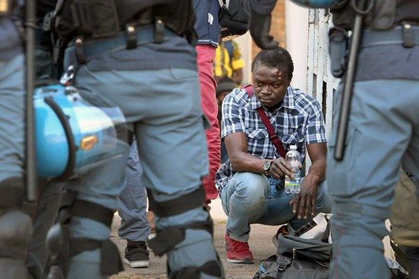 Migranti Roma